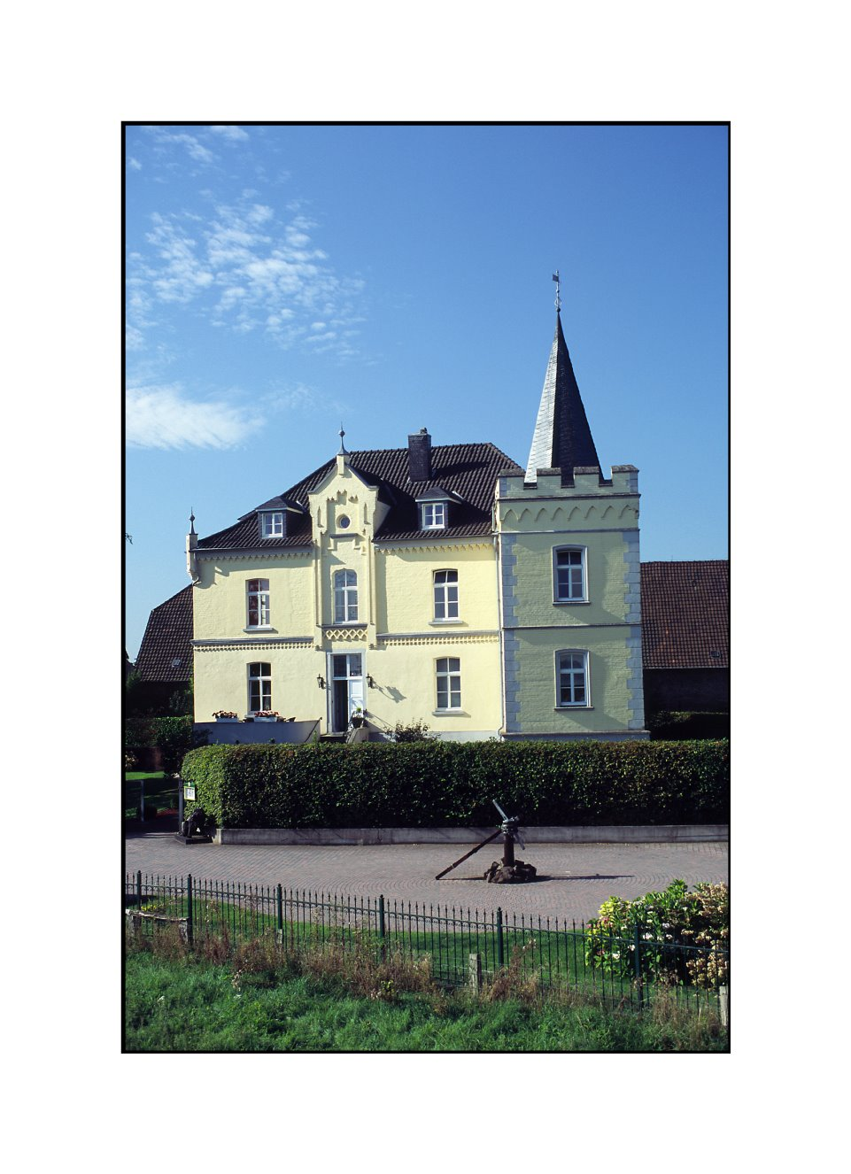 Schlosshotel Haus Grieth