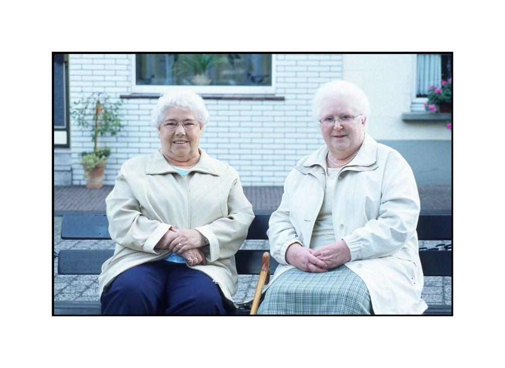 Frau Winters und Frau Kochs, Grieth