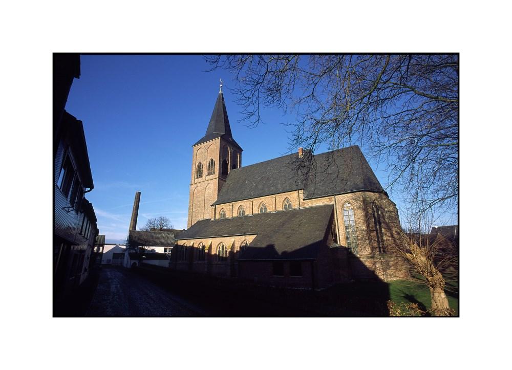 Kirche in Grieth